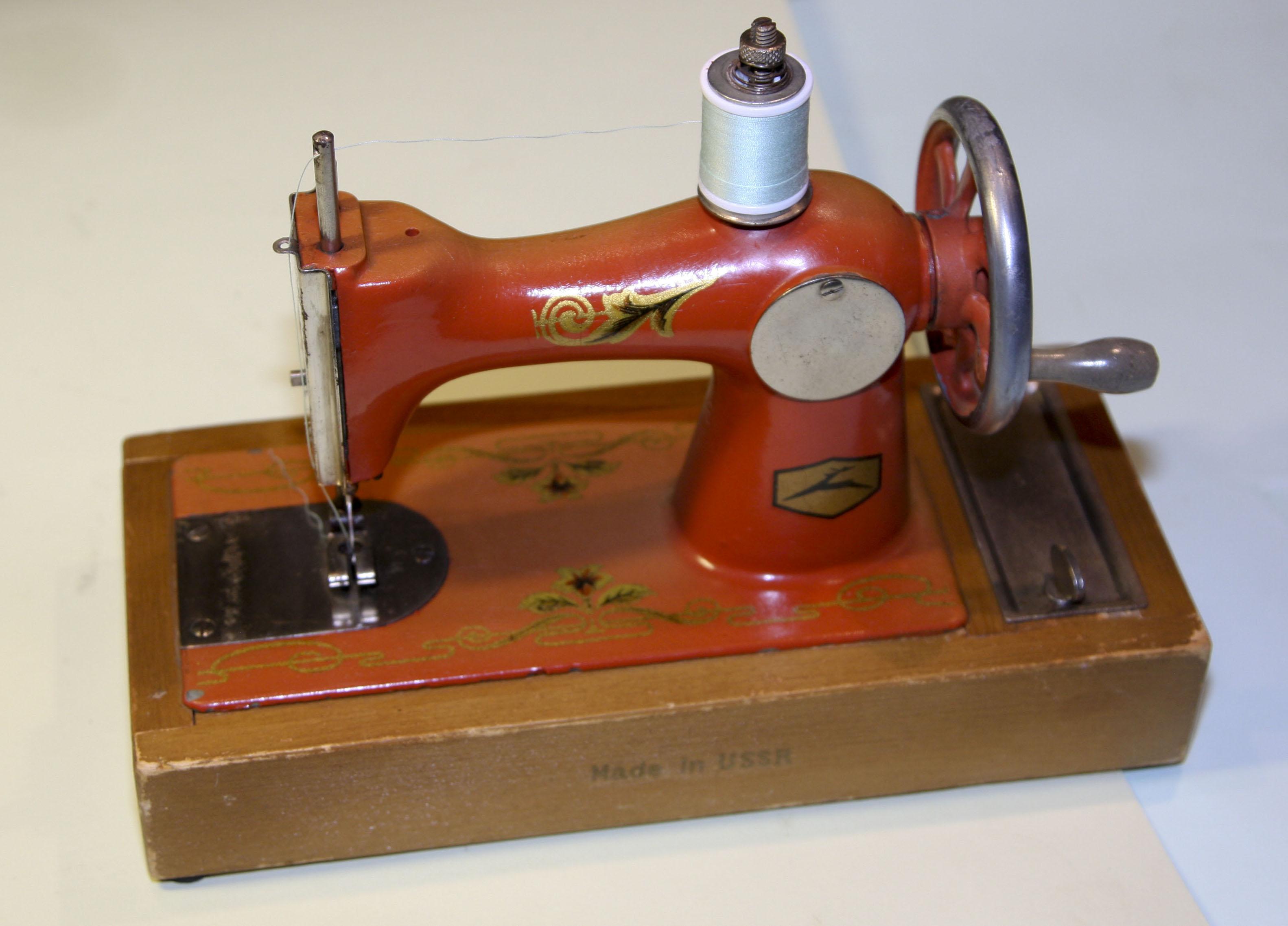 singer symaskine historie