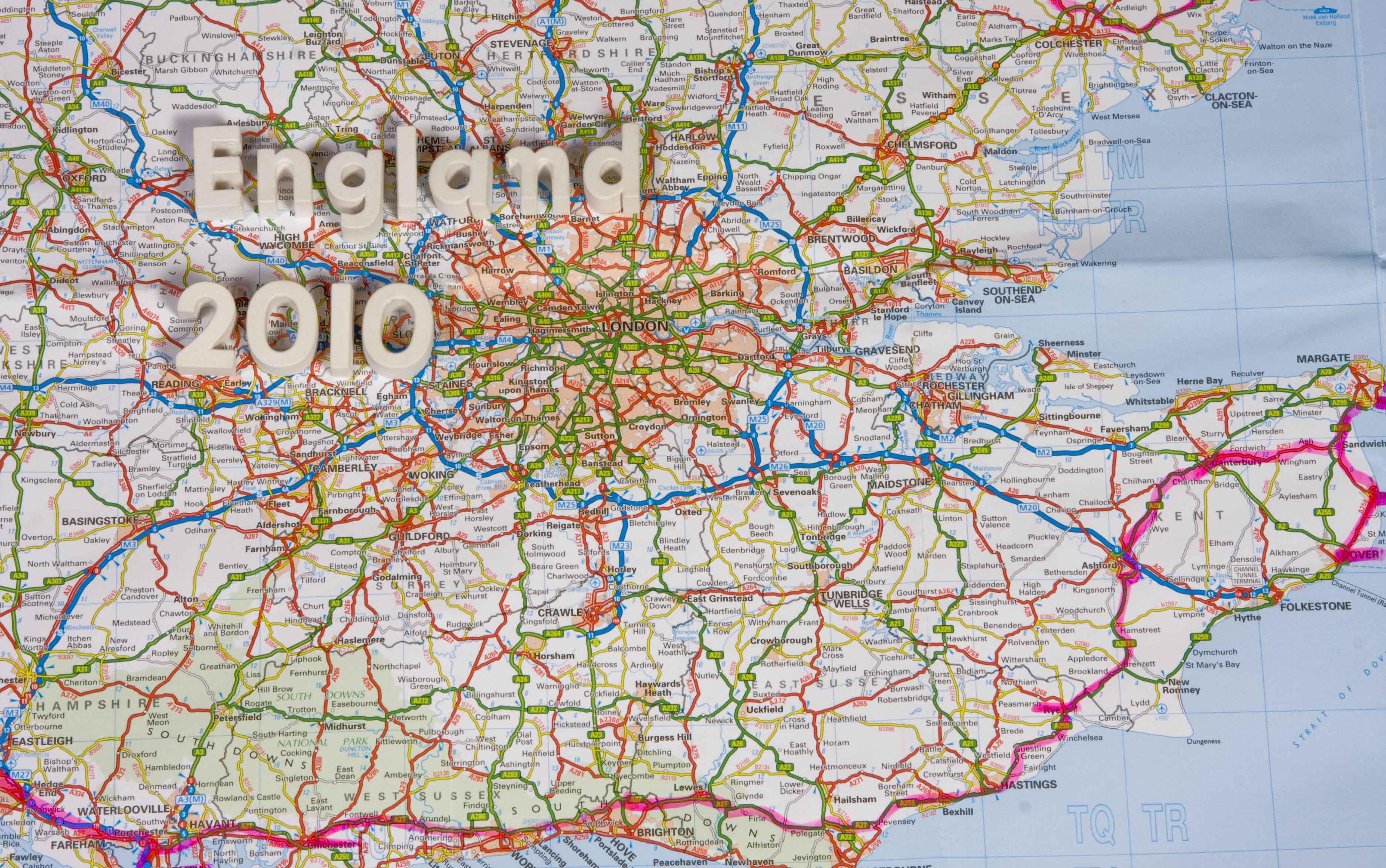 England 2010