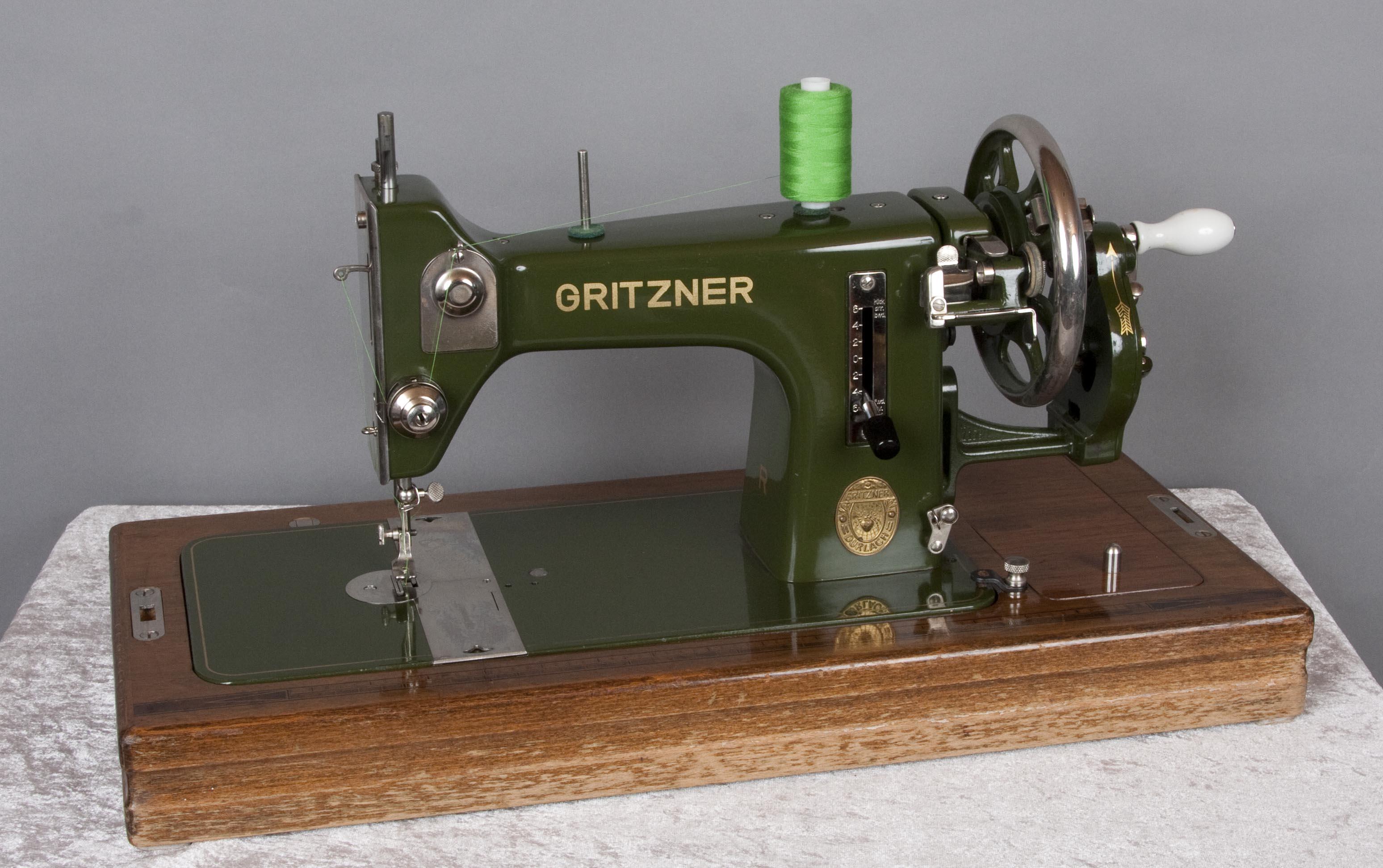pfaff symaskiner udvikling 2015