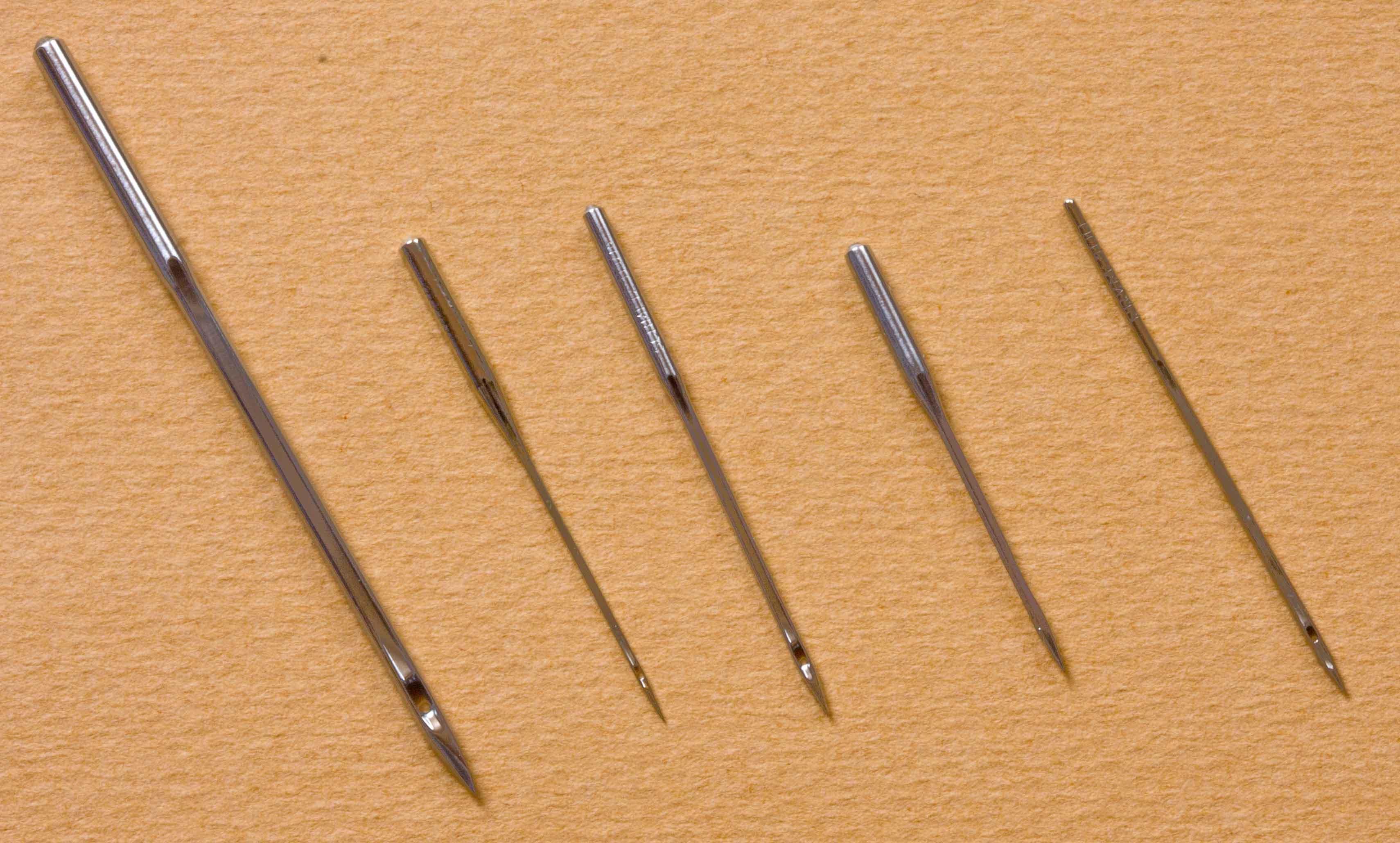 singer symaskine nåle