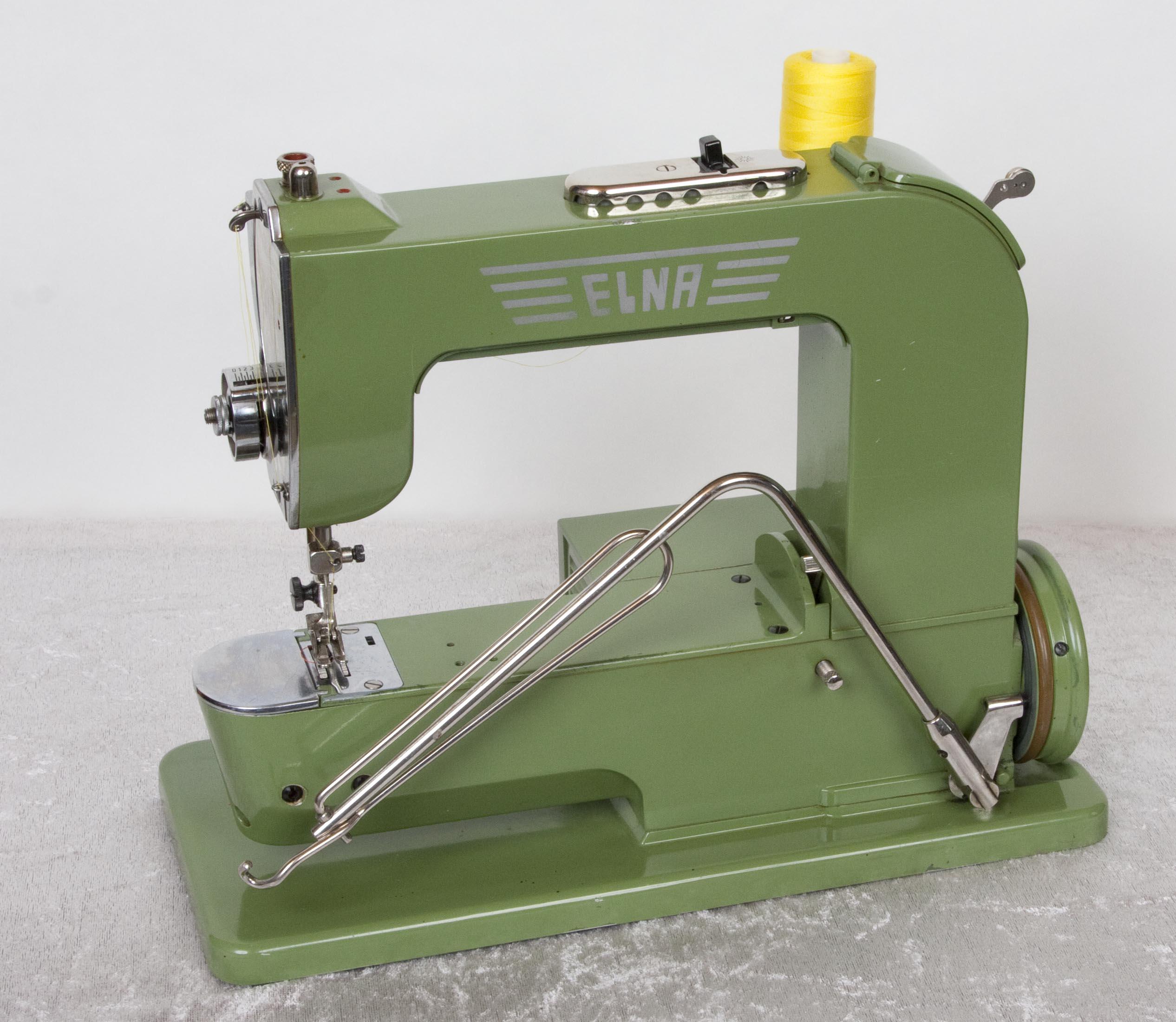 brugt symaskine